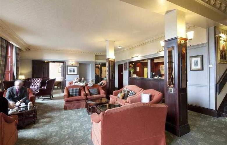 BEST WESTERN Braid Hills Hotel - Hotel - 181