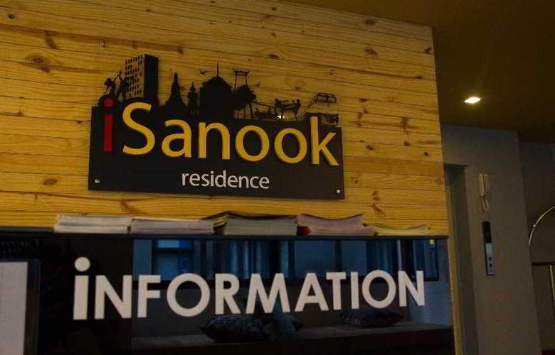 Isanook Residence - Hotel - 0