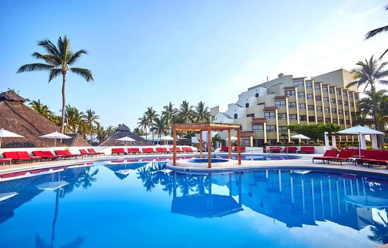 Occidental Nuevo Vallarta - Pool - 20