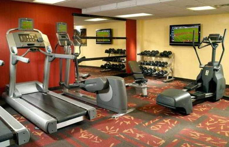 Courtyard by Marriott Atlanta Airport South/ Sulli - Hotel - 15