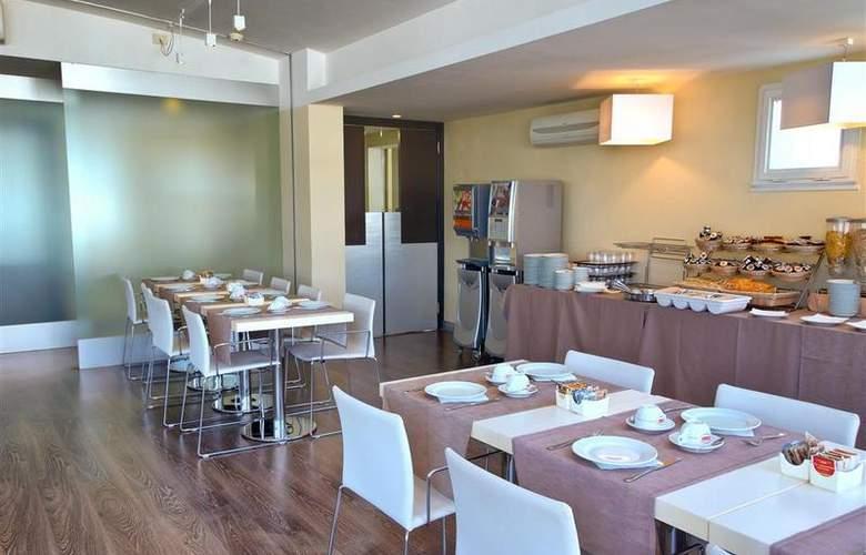 Roma Tor Vergata - Restaurant - 45
