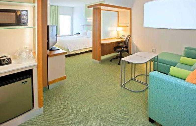 SpringHill Suites Chattanooga Downtown - Hotel - 12