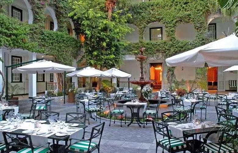 Winchester Mansions - Restaurant - 3