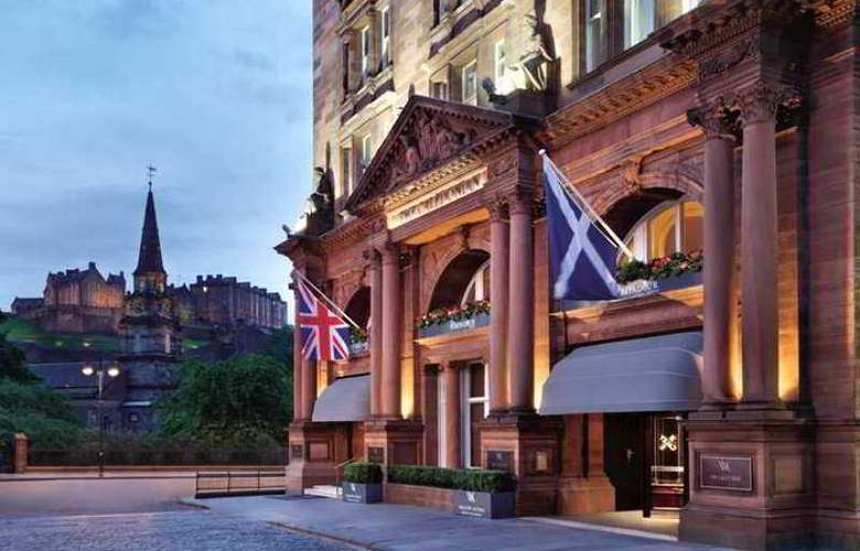 Waldorf Astoria Edinburgh - The Caledonian - Hotel - 16