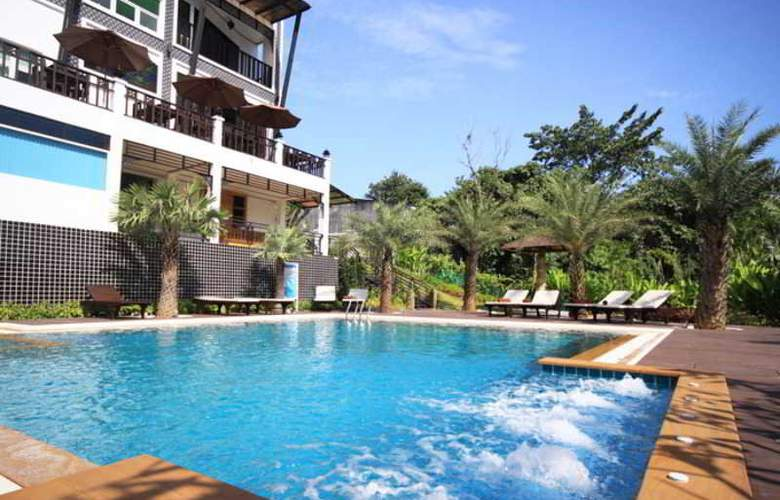 Dee Andaman Hotel Pool Bar - Pool - 23