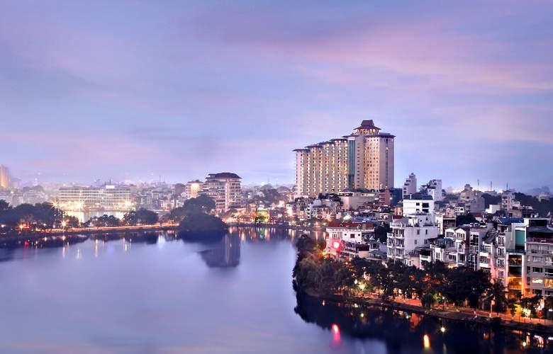 Pan Pacific Hanoi - Hotel - 0