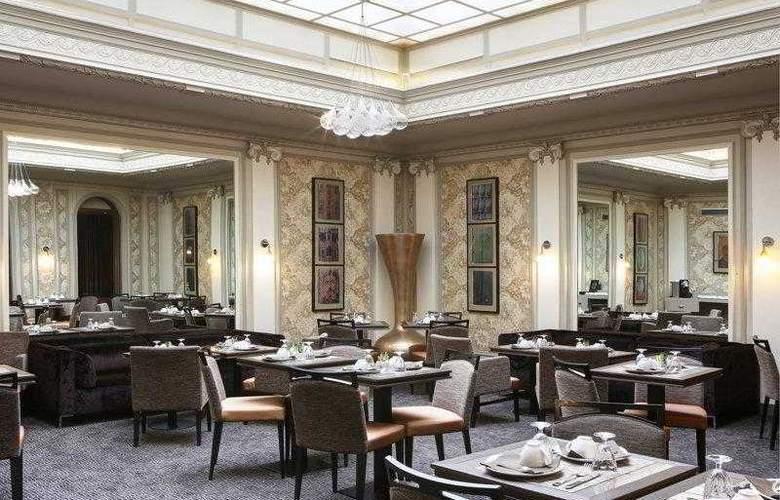 Best Western Hôtel Littéraire Premier Le Swann - Hotel - 45