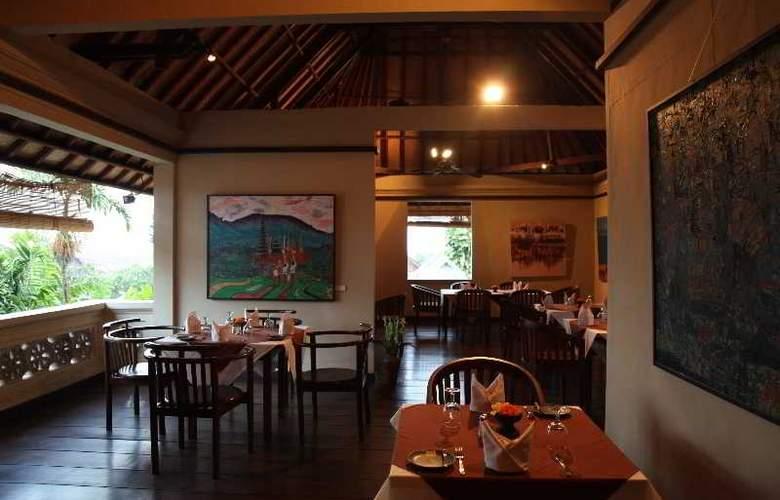 The Sungu Resort And Spa - Restaurant - 29