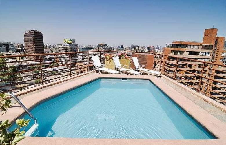 Aconcagua Las Condes Apart Hotel - Pool - 10