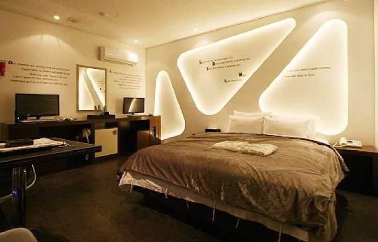 IMT Hotel 1 Jamsil - Room - 12