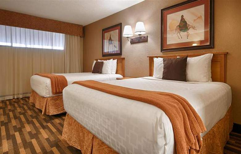 Best Western Turquoise Inn & Suites - Room - 57
