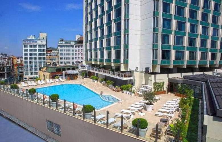 The Marmara Taksim - Istanbul - Pool - 20
