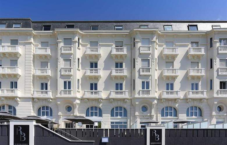 Le Regina Biarritz Hotel & Spa - Hotel - 38