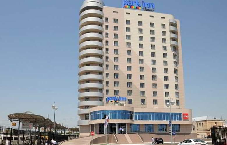 Park Inn Astrakhan - Hotel - 0