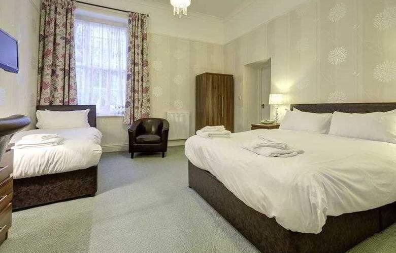 The Best Western Lord Haldon - Hotel - 12