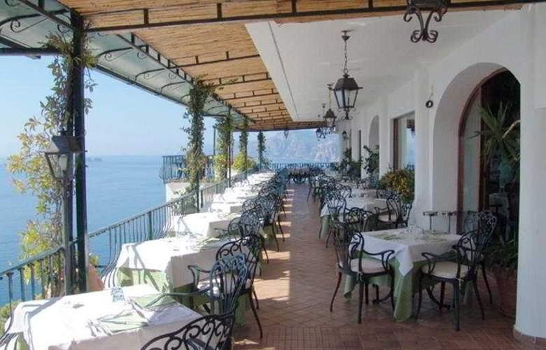 Grand Hotel Tritone - Restaurant - 7