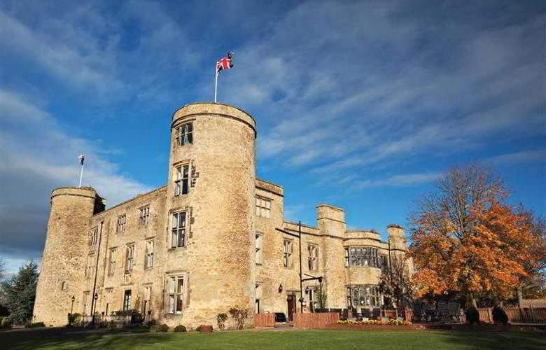Best Western Walworth Castle Hotel - Hotel - 18