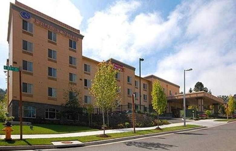 Comfort Suites Eugene - Hotel - 0