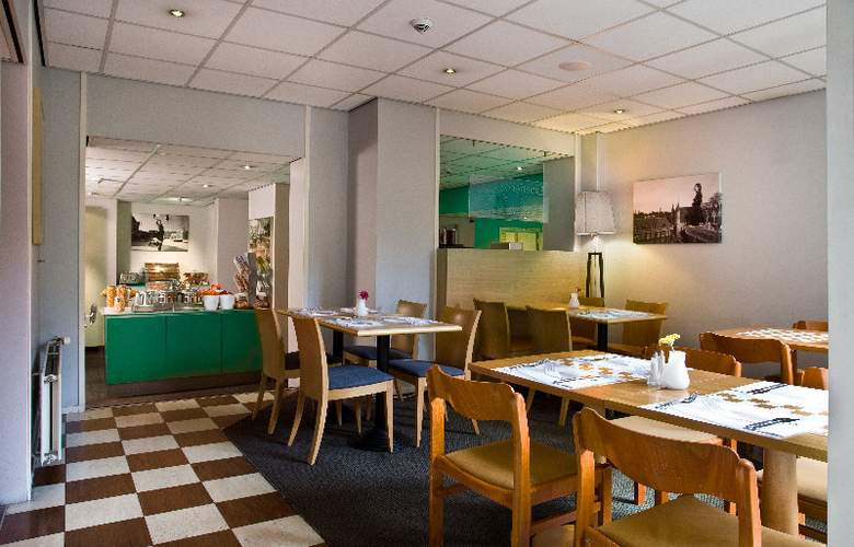 Hamsphire Hotel - Theatre District Amsterdam - Restaurant - 6
