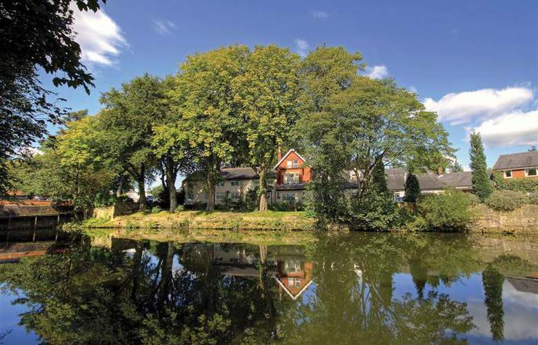 Best Western Bolholt Country Park - Hotel - 67