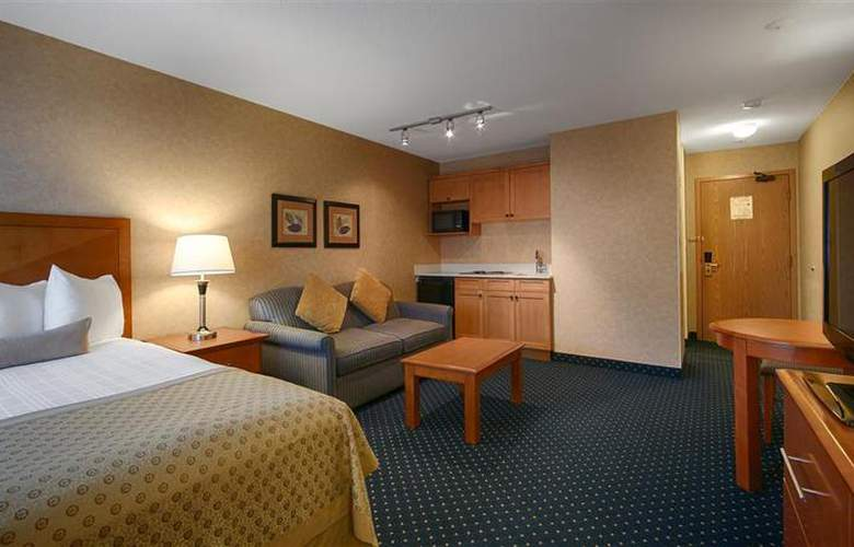 Best Western Langley Inn - Room - 46