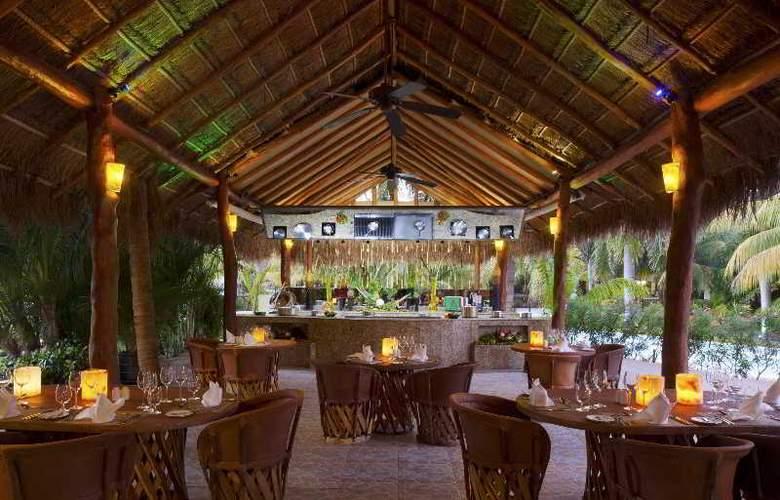 El Dorado Royale Gourmet All Inclusive - Restaurant - 24