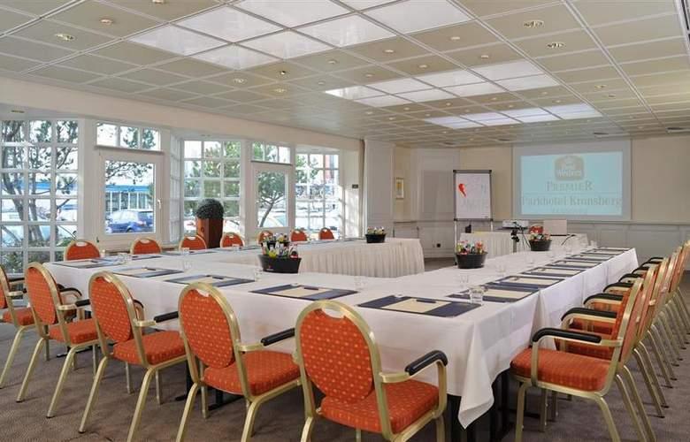 Best Western Premier Parkhotel Kronsberg - Conference - 3