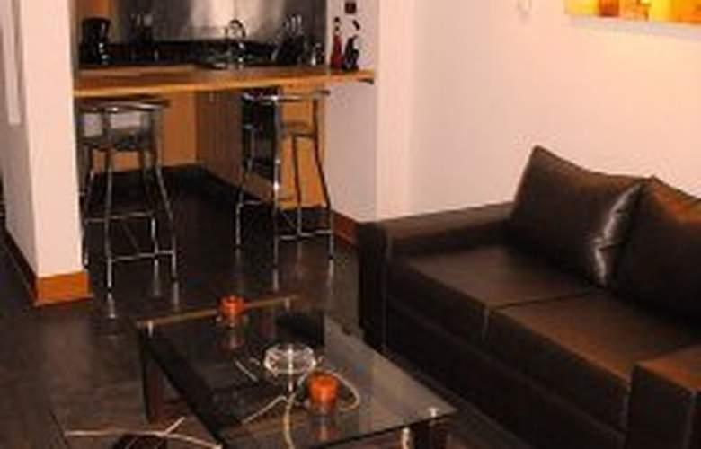 Monarca Hoteles Las Condes - Room - 3