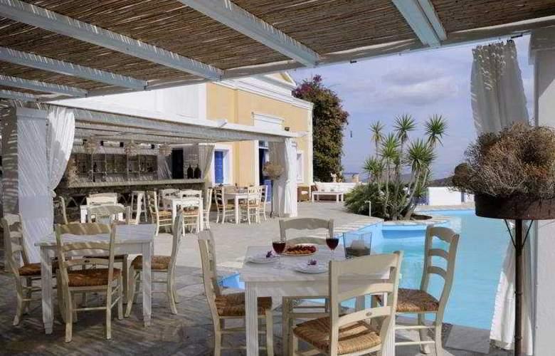 Lefkes Village Hotel - Terrace - 5