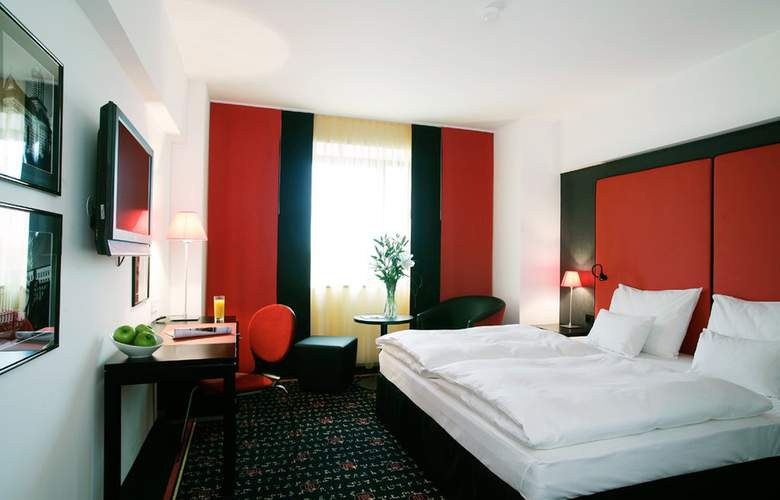 Vienna House Easy Airport - Room - 8