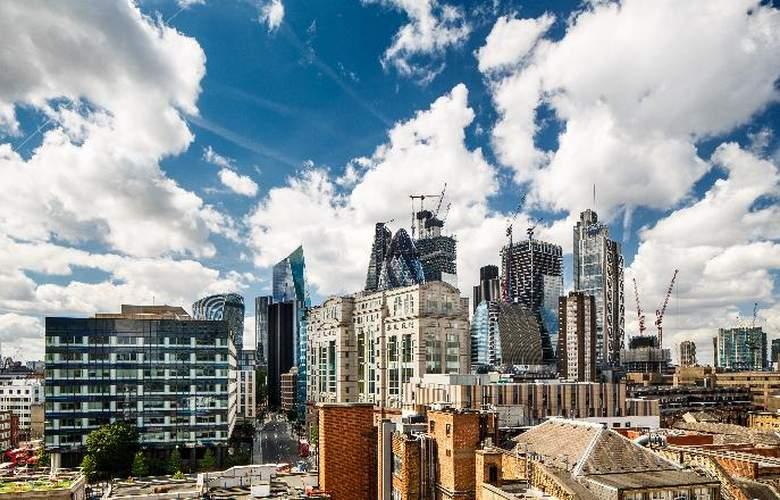Ibis London City - Shoreditch - Environment - 9