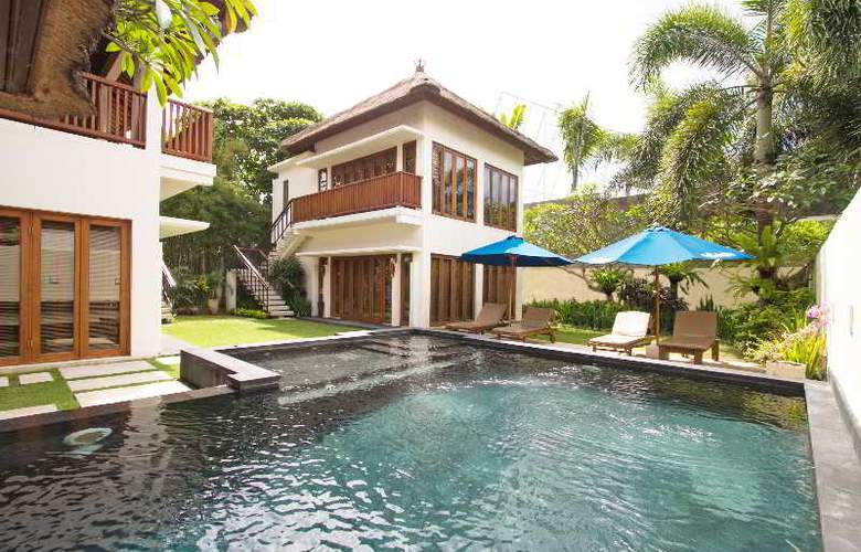 Bali Baliku Luxury Villa - Pool - 44