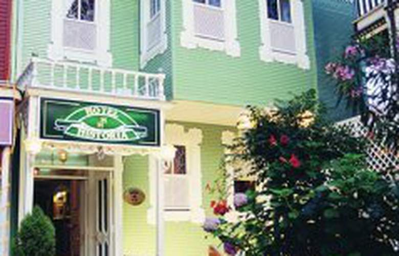 Historia Hotel Special Class - Hotel - 0