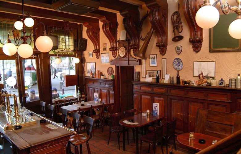 Prins Hendrik Amsterdam - Restaurant - 13