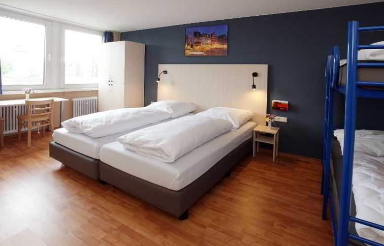 A&O Frankfurt Galluswarte Hotel - Room - 25