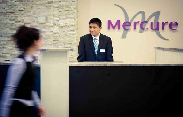 Mercure Hotel Frankfurt City Messe - Hotel - 14
