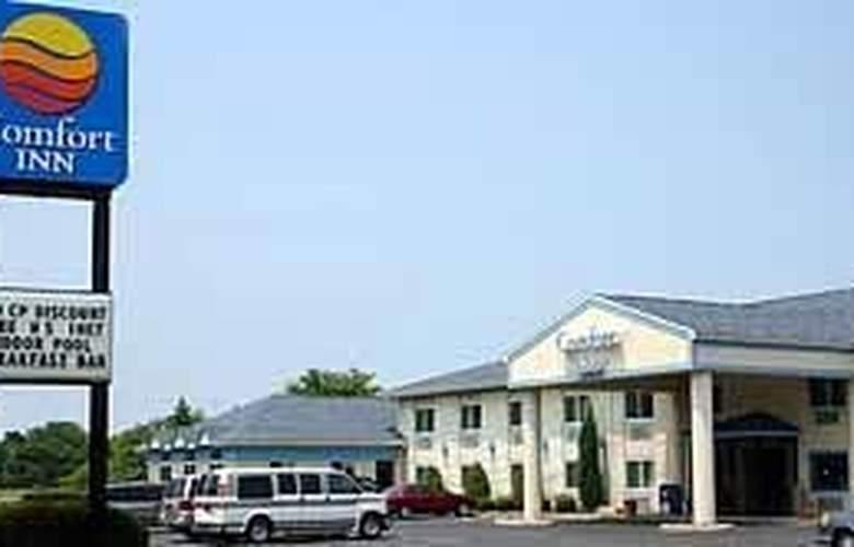 Comfort Inn Cedar Point - Hotel - 0