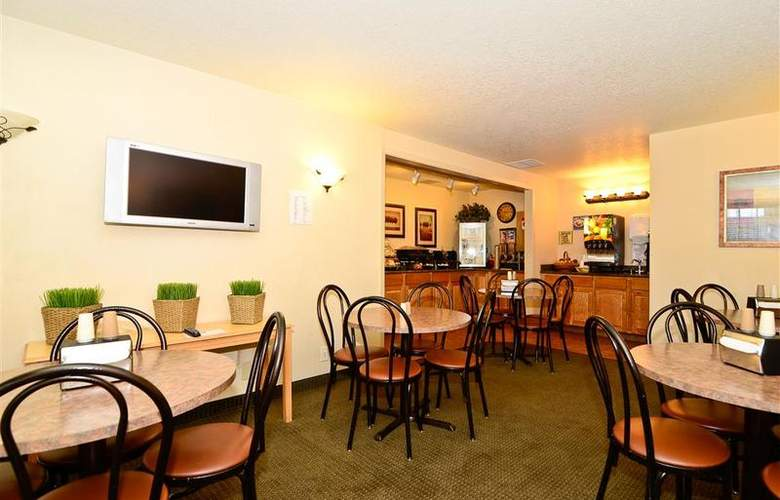 Best Western Horizon Inn - Restaurant - 105