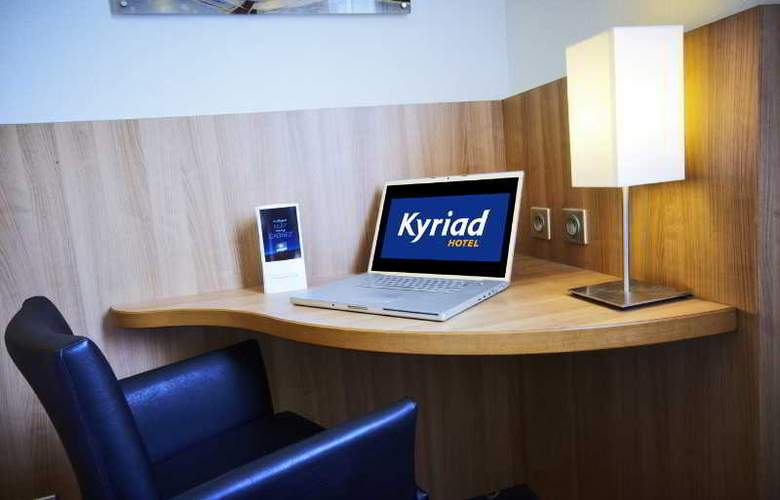 Kyriad Tours Centre - Room - 17