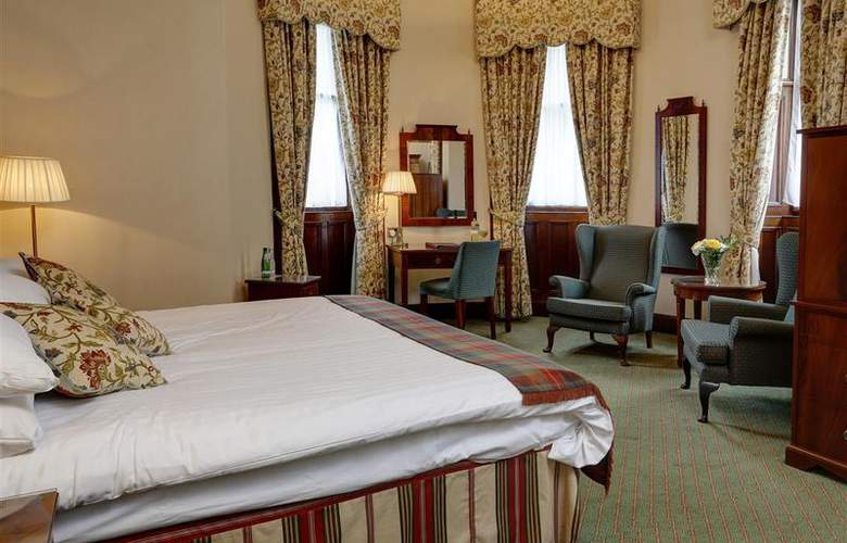 Best Western Cartland Bridge Hotel - Room - 25