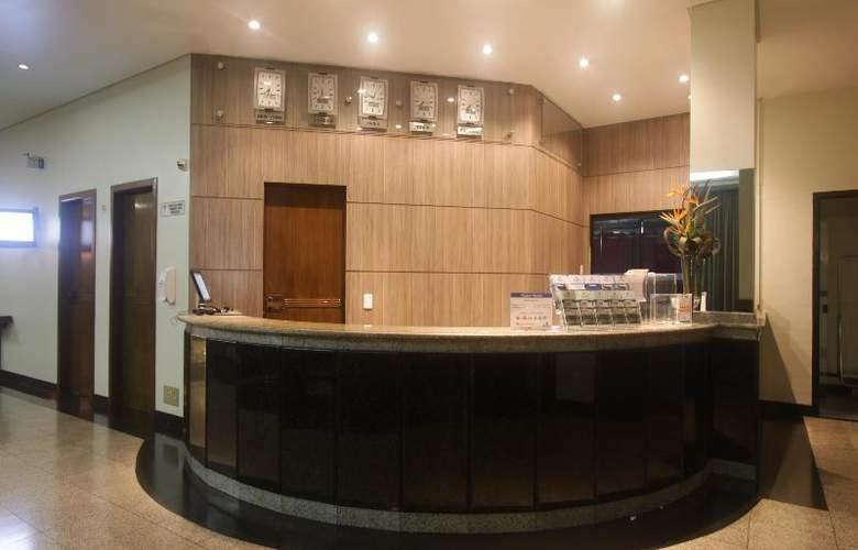 Harbor Hotel Batel - Hotel - 14