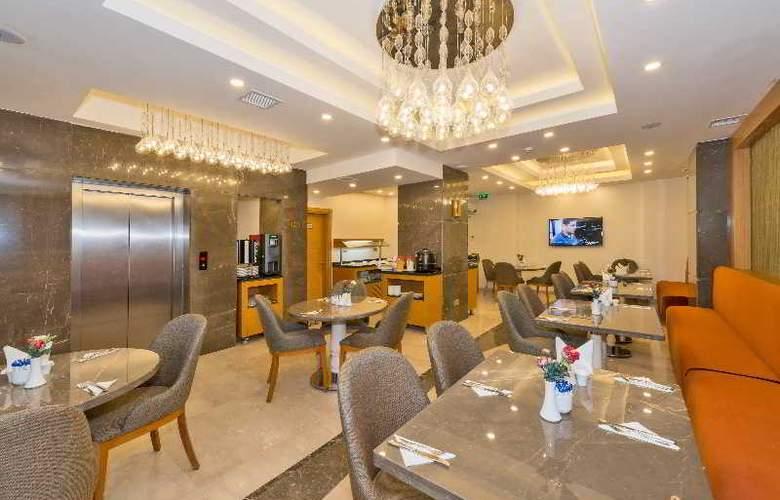 Bisetun Hotel - Restaurant - 14