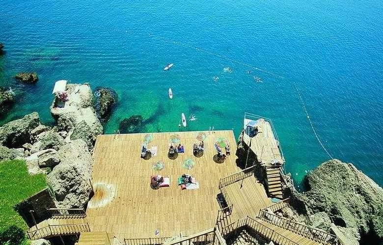Antalya Hotel - Beach - 8