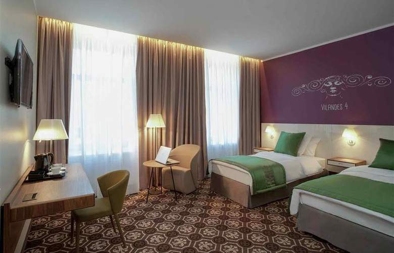 Mercure Riga Centre - Room - 7