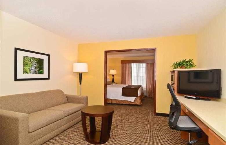 Best Western Plus Park Place Inn - Hotel - 72