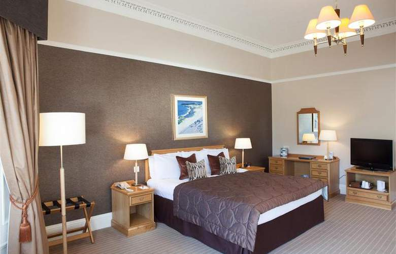 Best Western Inverness Palace Hotel & Spa - Room - 24