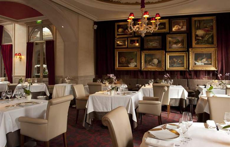 Best Western Grand Monarque - Restaurant - 40