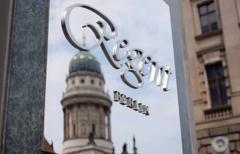 The Regent Berlin - Hotel - 1