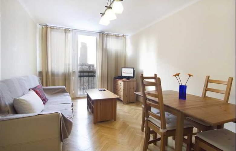 P&O Apartments Krochmalna - Room - 5