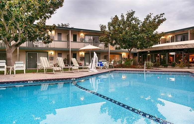 Best Western Plus Encina Lodge & Suites - Pool - 35